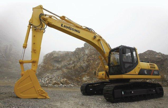 21 ton excavator