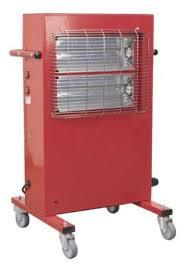 infa read heater